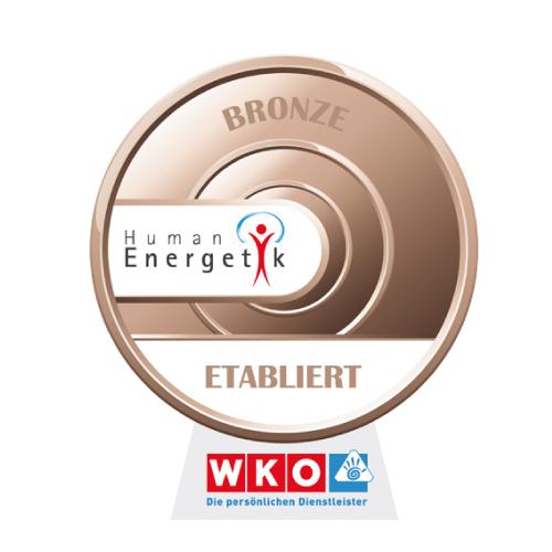 WKO Bronze geprüft - Energie beflügelt