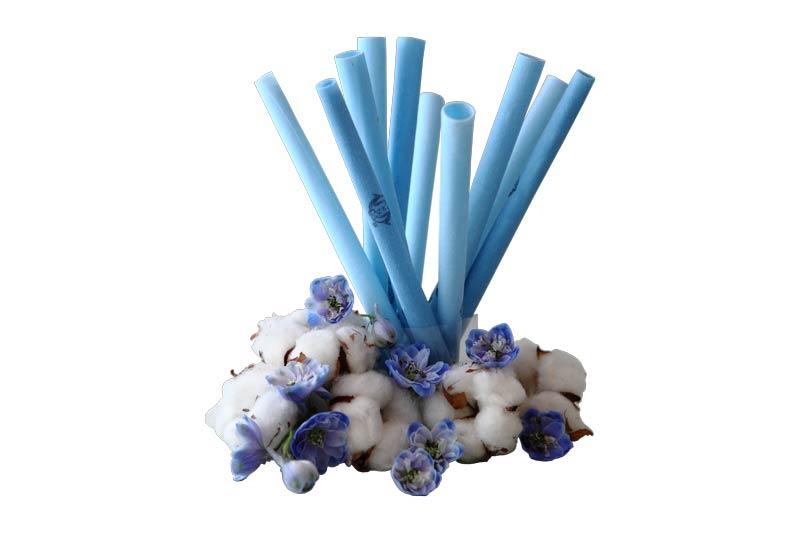 IL-DO® Körperkerzen Hellblau