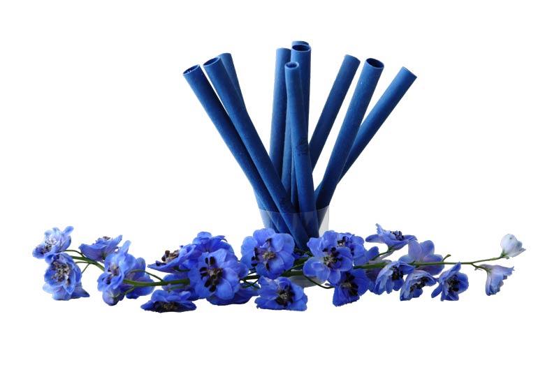IL-DO® Körperkerzen dunkelblau